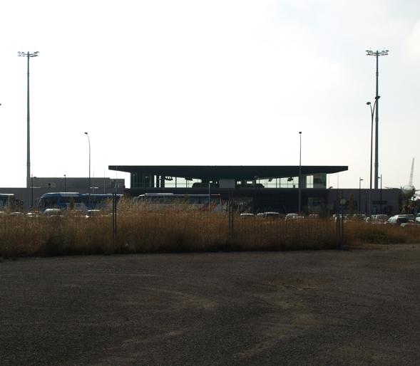 Aeroport d'Osca