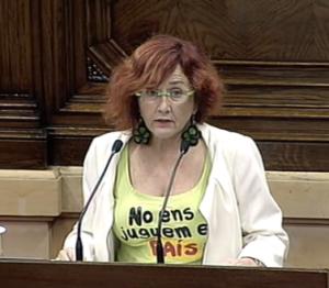 Hortensia Grau, d'ICV-EUiA
