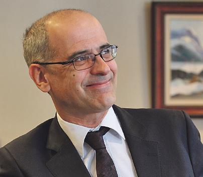 Toni Martí (DA), actual cap de govern, aspira a la reelecció
