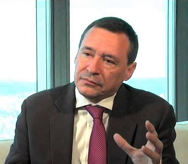 Angel Simón, president executiu d'Agbar