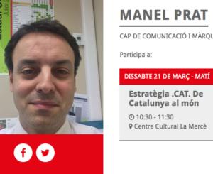 Manel Prat, Bonpreu