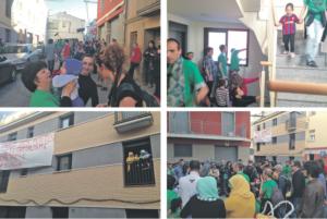 Cinquè bloc ocupat per la PAHC Bages