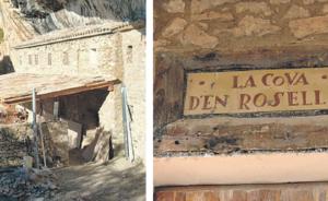 La cova d'en Rosell