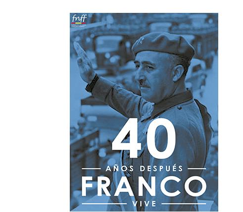 Acte de la Fundació Francisco Franco