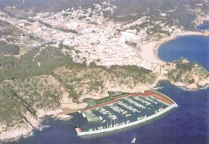 Projecte de port esportiu de Tossa de Mar