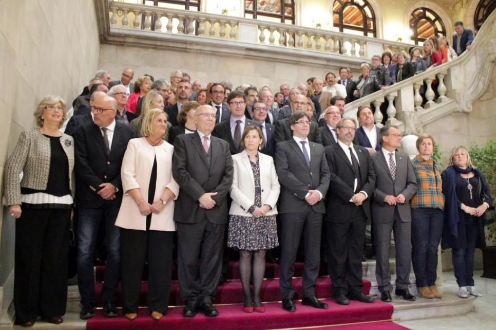 presidents parlament