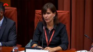 Vicky Álvarez, al Parlament