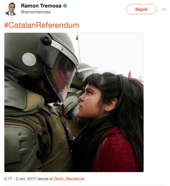 tremosa twitter xile