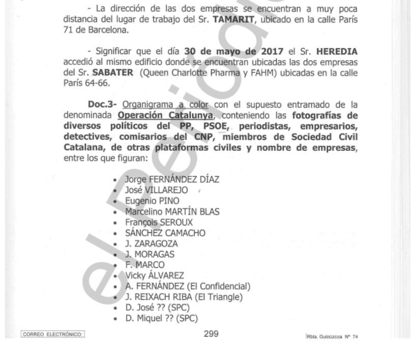 espionatge reixach el periodico mossos