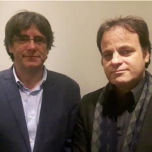 Carles Puigdemont i Jaume Asens