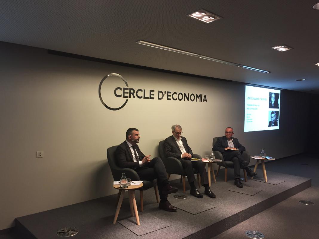 coscubiela vila cercle economia