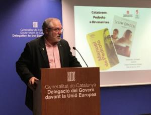 Lluís Puig brussel·les catalan_gov