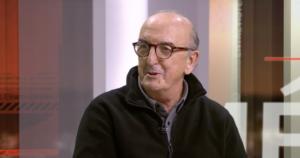 Jaume Roures, administrador de Mediapro, en el programa 'Més 324', de