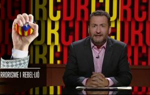 Toni Soler al programa diari de TV3 'Està passant'