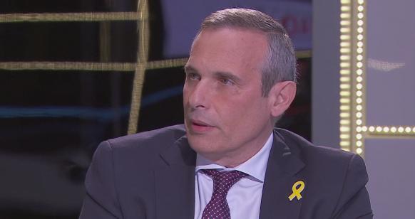 Josep Lluís Alay, a TV3
