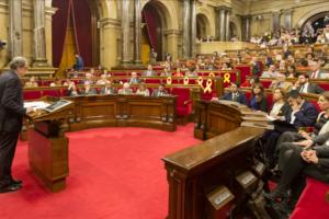 quim torra parlament juny 18