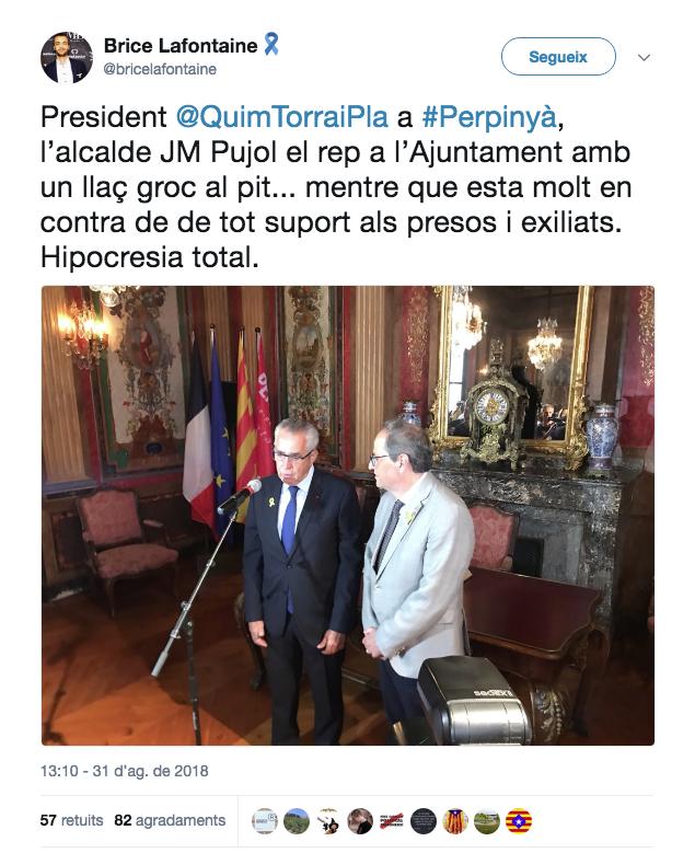 Jean-Marc Pujol i Quim Torra
