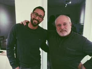 Valtònyc y el ex-consejero Lluís Puig