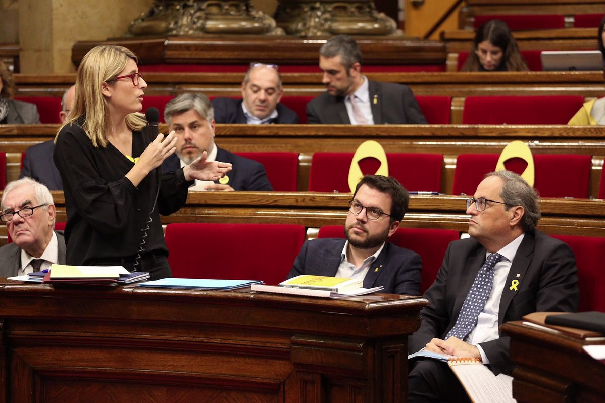 Artadi, Aragonès i Torra