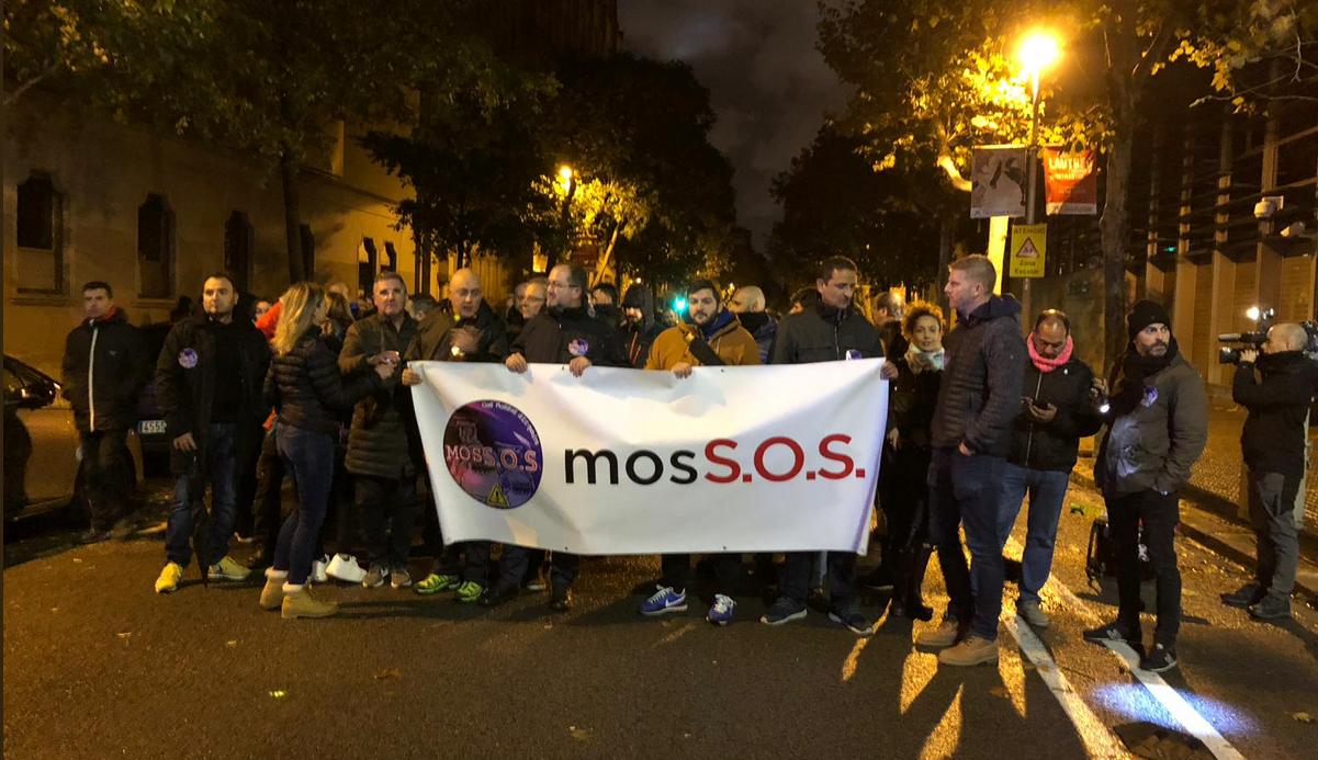 Protesta de MosS.O.S.