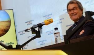 Artur Mas en Catalunya Ràdio