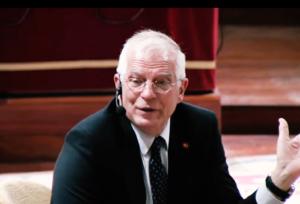 Josep Borrell a la Complutense