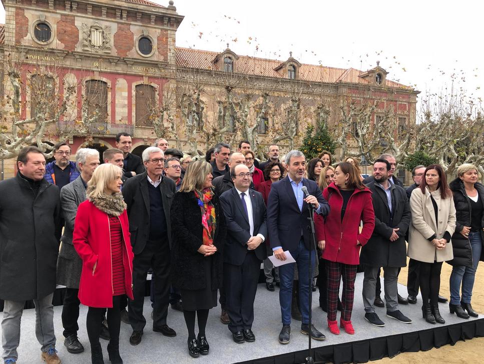 Alcaldes i alcaldesses del PSC
