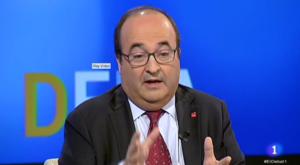 Miquel Iceta en TVE