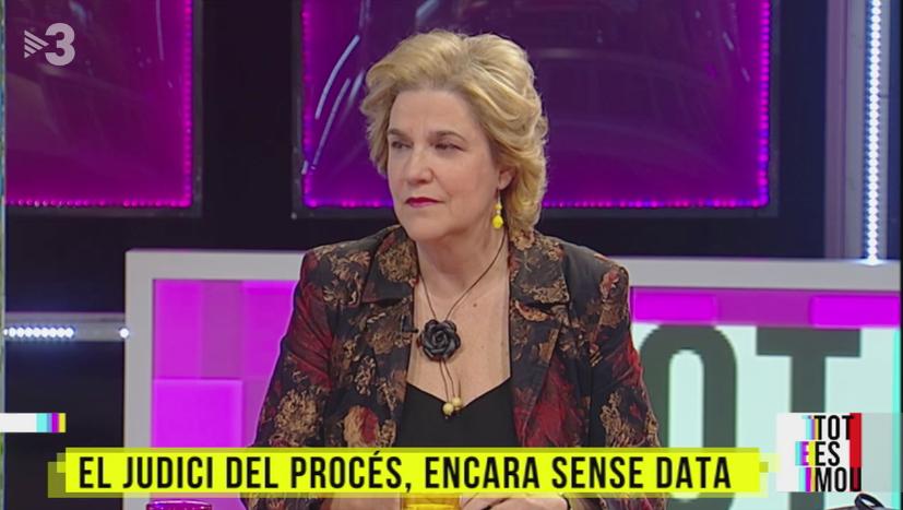 """Rahola retreu """"covardia"""" a ERC perquè no es va investir Puigdemont"""