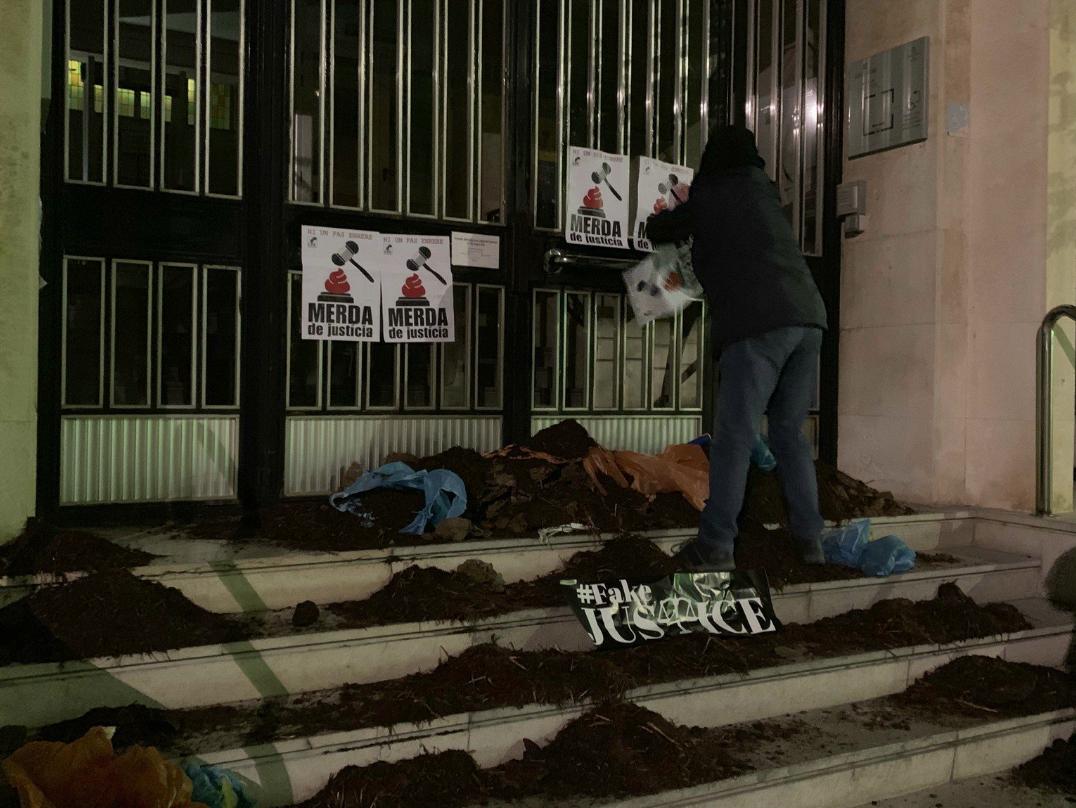 Els Mossos vigilen 50 edificis judicials