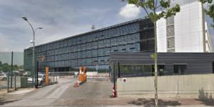 El complex central dels Mossos, ubicat a Sabadell