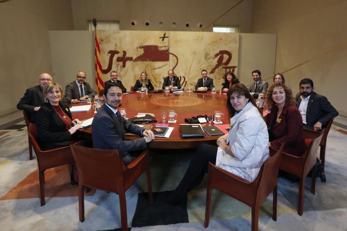 Reunión del consejo ejecutivo