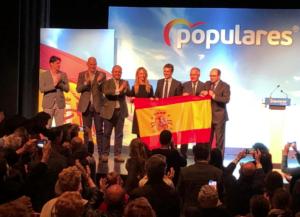 El PP catalán impulsado por Pablo Casado