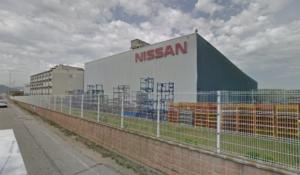 Planta de Nissan en Montcada i Reixac
