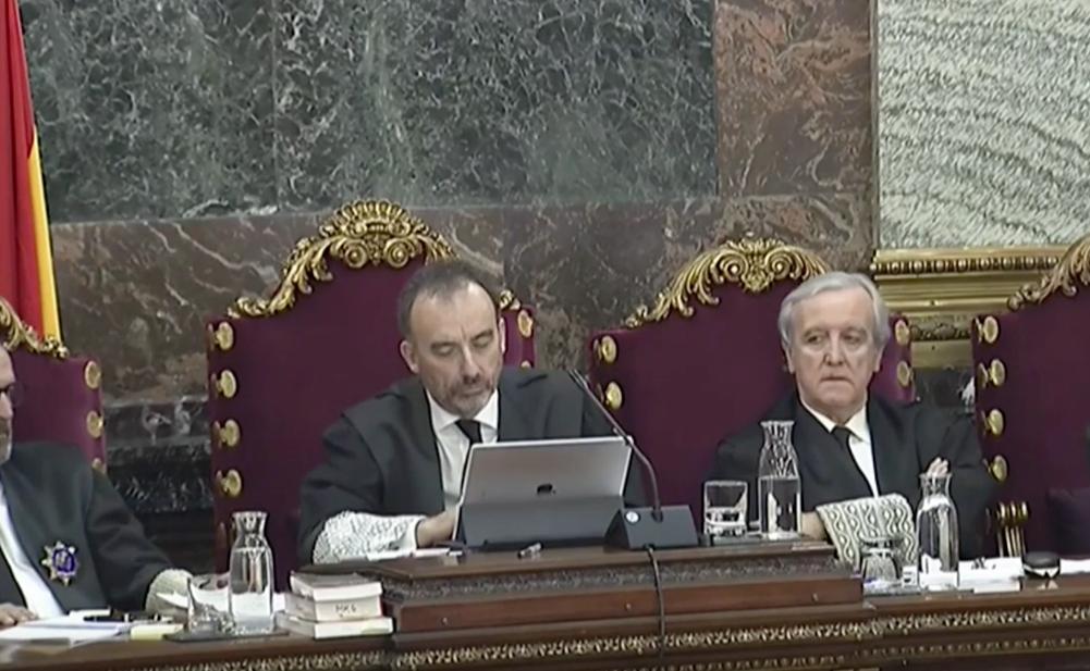 Manuel Marchena, presidente de la sala