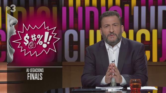 Toni Soler, a l'''Està passant' de TV3