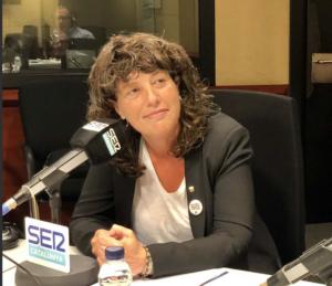 Teresa Jordà a la SER