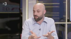 Jordi Graupera, en TV3
