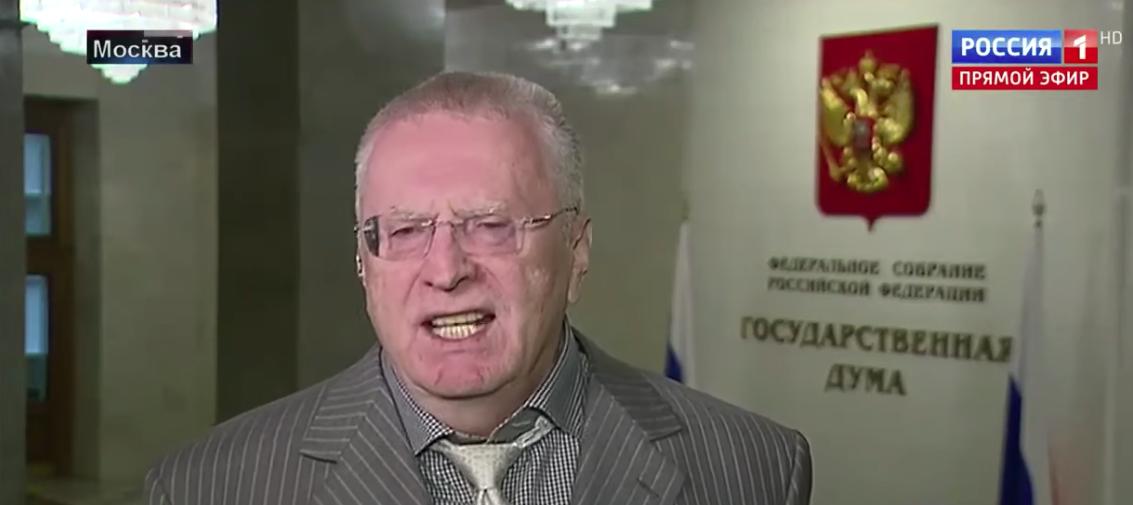 Vladimir Zhirinovski