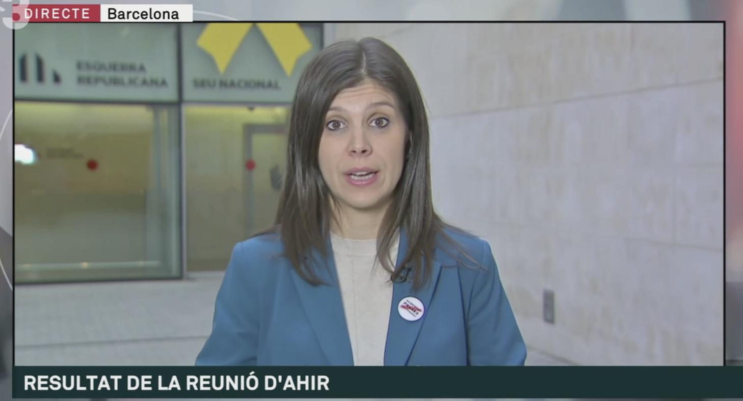 Marta Vilalta a TV3