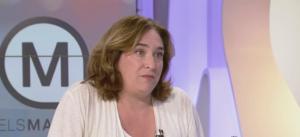 Ada Colau, l'alcaldessa de Barcelona