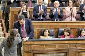 Pedro Sánchez i Pablo Iglesias