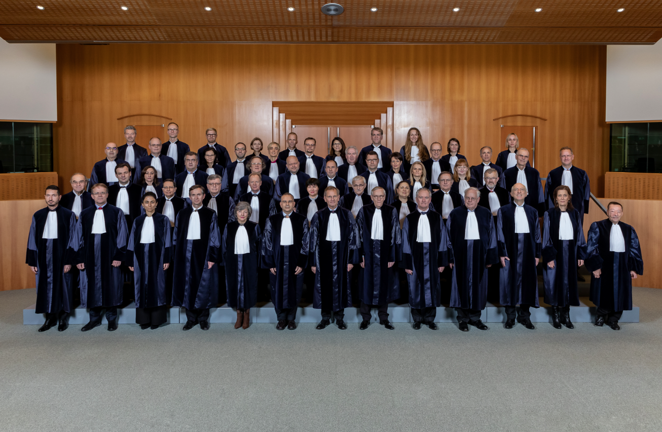 Els membres del Tribunal General de la UE