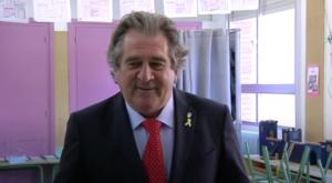 Josep Andreu, alcalde de Montblanc