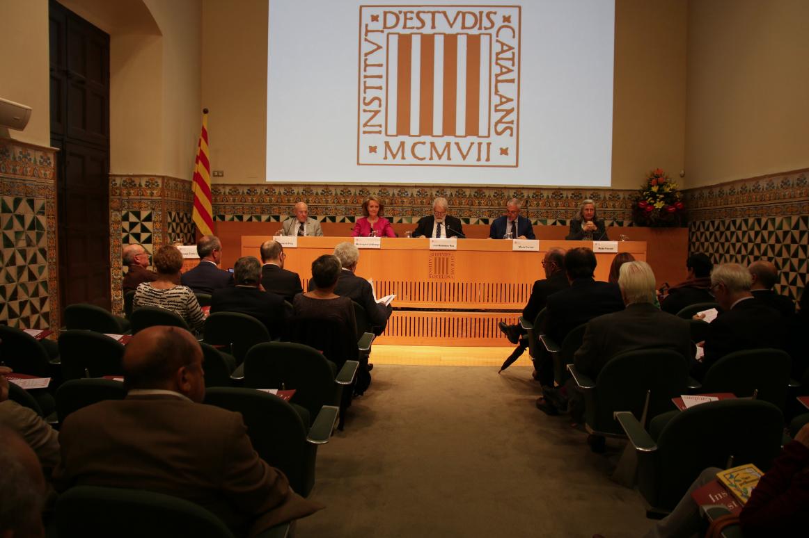 Inauguración del curso académico 2019-2020 del IEC