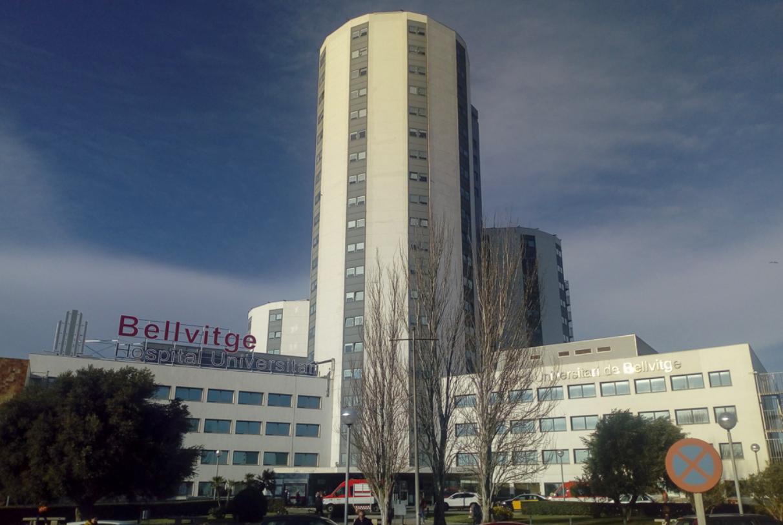 El Hospital de Bellvitge, en l'Hospitalet de Llobregat