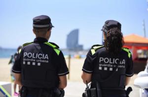 Agents de la Urbana de Barcelona
