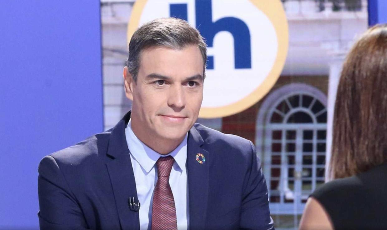 Pedro Sánchez a TVE