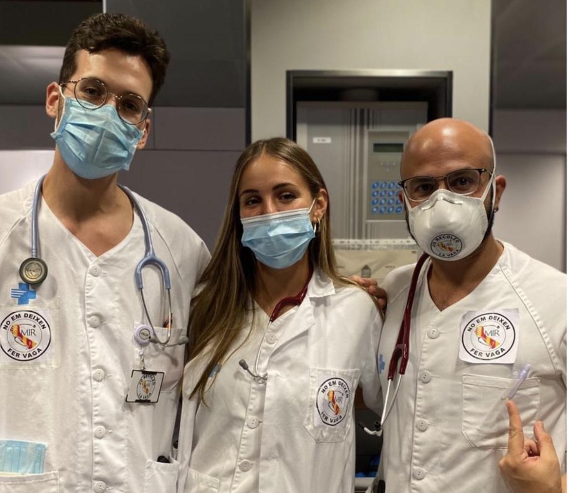 Metges interns residents (MIR)