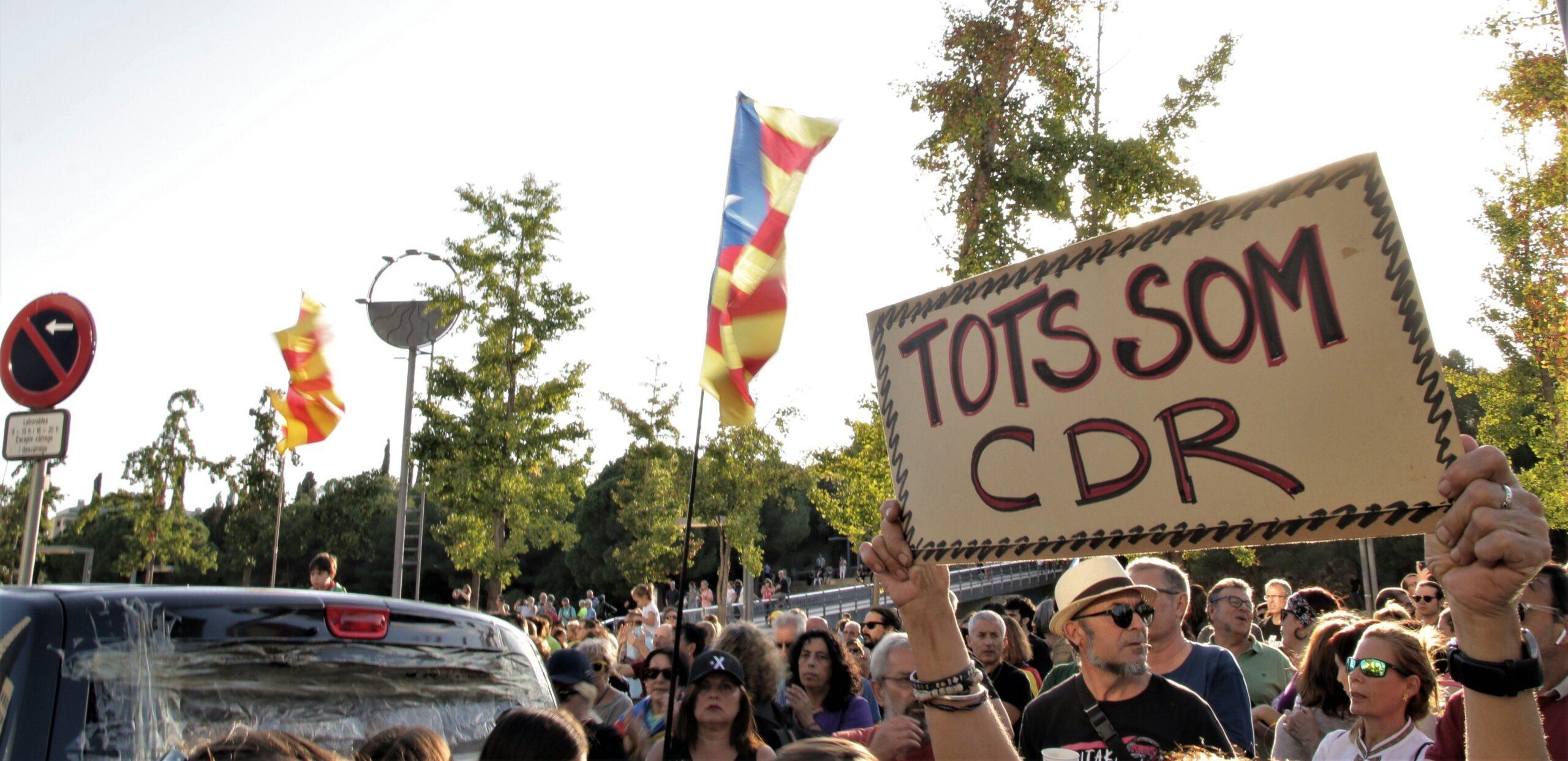 Manifestació de CDR